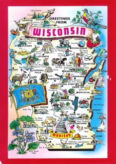 detailed_tourist_illustrated_map_of_wisconsin_state